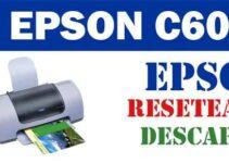 Resetear impresora Epson Stylus C60