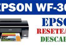 Resetear impresora Epson WorkForce 30