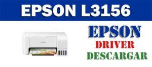 Controlador / Driver de impresora / escáner Epson L3156