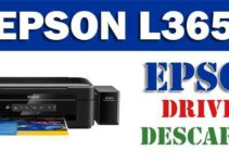 Controlador / Driver de impresora / escáner Epson L365