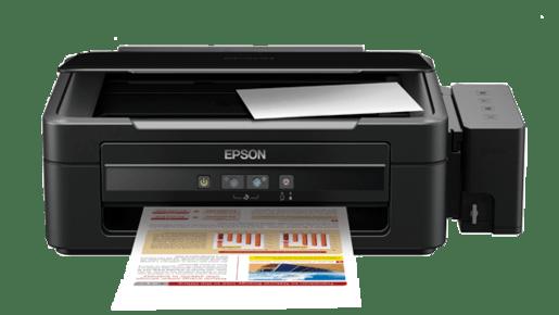 Descarga del controlador de impresora Epson L350