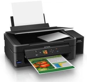 Impresora Epson L455
