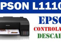 Descargar controlador - Driver de impresora / escáner Epson EcoTank L1110