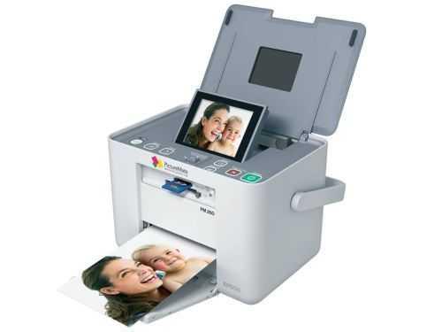 Descargar programa Adjustments de reinicio de la Epson PictureMate 270