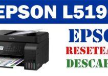 Descargar programa de ajuste del reseteador Epson L5190