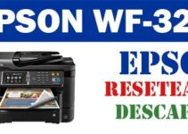 Descargar programa de ajuste del reseteador Epson WorkForce 321