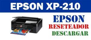 Descargar programa de ajuste del reseteador Epson XP-210