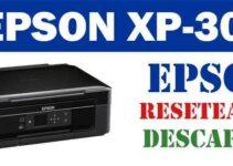 Descargar programa de ajuste del reseteador Epson XP-302