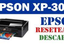 Descargar programa de ajuste del reseteador Epson XP-305