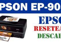 Descargarprograma de ajuste del reseteador Epson Stylus EP-903