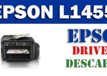 Driver controlador de impresora escáner Epson L1455-
