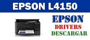 Driver / controlador de impresora / escáner Epson L4150