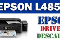 Driver / controlador de impresora / escáner Epson L485