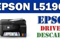 Driver controlador de impresora escáner Epson L5190