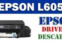 Driver / controlador de impresora / escáner Epson L605