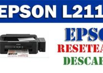 Resetear impresora Epson L211