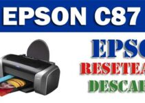Resetear impresora Epson Stylus C86