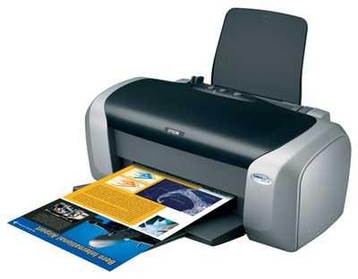 Resetear impresora Epson Stylus C87