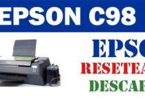 Resetear impresora Epson Stylus C99
