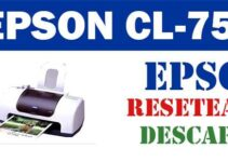Resetear impresora Epson Stylus CL-750