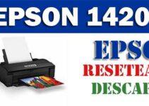 Resetear impresora Epson Stylus Photo 1420