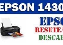 Resetear impresora Epson Stylus Photo 1430