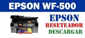 Resetear impresora Epson WorkForce 500