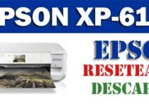 Resetear impresora Epson XP-615