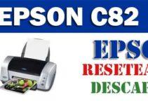 Cómo resetear impresora Epson C82