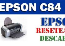 Cómo resetear impresora Epson C84