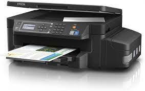 Cómo resetear impresora Epson ET-3600