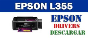 Descargar driver controlador de impresora escáner Epson L355