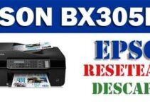 Descargar programa para resetear Epson Stylus Office BX305FW