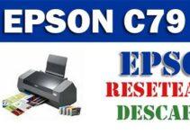 Descargar programa para resetear impresora Epson C79