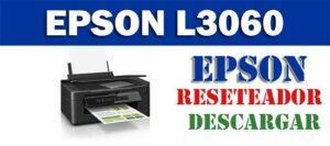 Descargar programa para resetear impresora Epson L3060