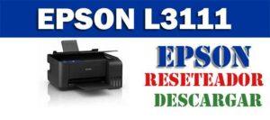 Descargar programa para resetear impresora Epson L3111