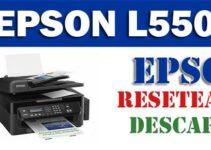 Descargar programa para resetear impresora Epson ME-300