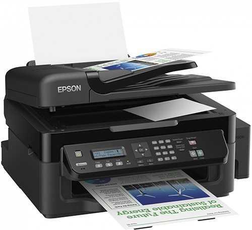 Driver controlador de impresora escáner Epson L550-