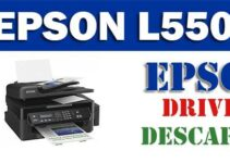 Driver controlador de impresora escáner Epson L550