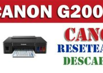 Resetear impresora Canon Pixma G2002