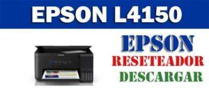 Cómo resetear impresora Epson EcoTank L4150