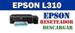 Cómo resetear impresora Epson L310