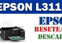 Cómo resetear impresora Epson L311