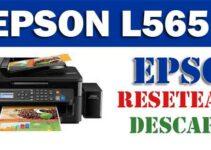 Cómo resetear impresora Epson L565