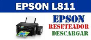 Descargar programa para resetear Epson L811