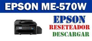 Descargar programa para resetear Epson ME Office 570W