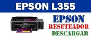 Descargar programa para resetear impresora Epson L355