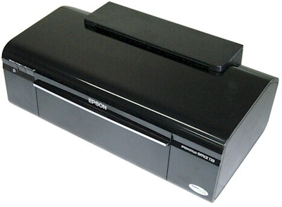Programa de ajuste del reseteador Epson Stylus Office T33
