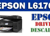 Descargar driver controlador de impresora escáner Epson L6170
