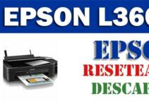 Descargar programa para resetear impresora Epson L360